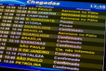 Fligt timetable with Brazilian destinations