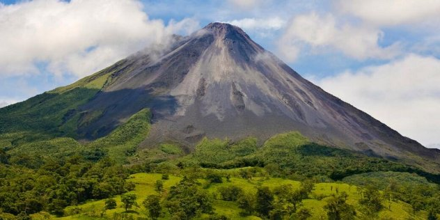 Mountain in Costa Rica