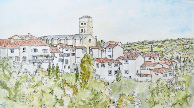 Languedoc Montolieu