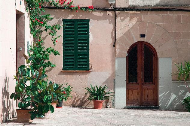Hausreihe in Italien