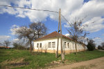 Hungarian house in the countryside