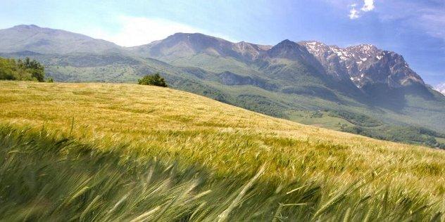 mountains in Abruzzo