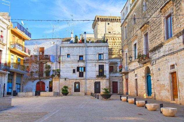 Italy Puglia Rutigliano
