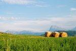 Mountain scenery in Abruzzo