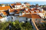 Lisbon roofs