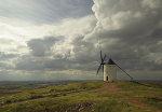 Windmills Toledo Spain