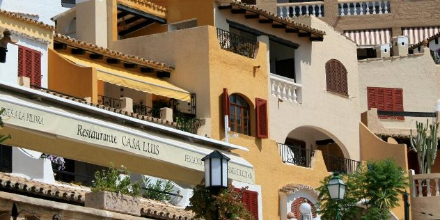 restaurant on Mallorca
