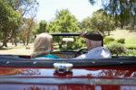 pensionados in luxe auto